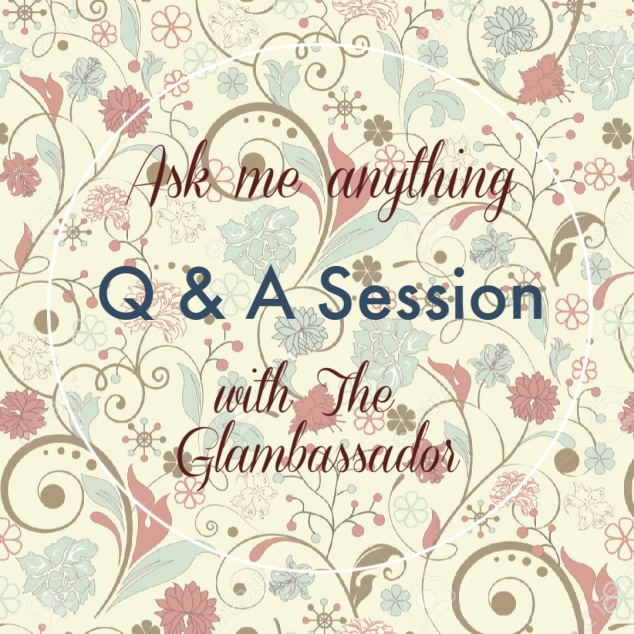 Q & A with The Glambassador